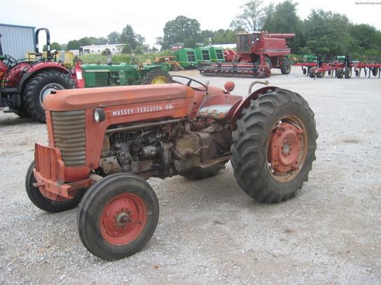 Massey - Ferguson 50 Tractors - Utility  40-100hp