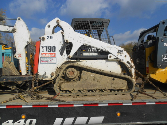 2006 Bobcat T190 IN BRIDGEPORT
