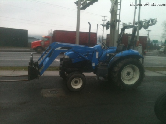 2005 New Holland TT55