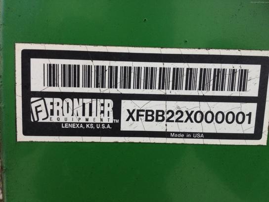 2008 Frontier BB2272