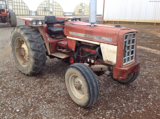 Parts For Ih 574 : International harvester tractors utility hp