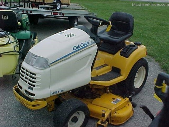 Large on Cub Cadet Lawn Tractors