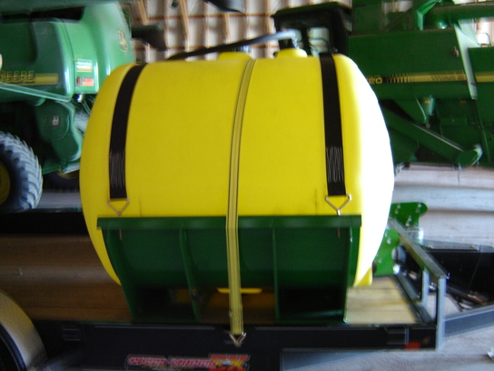 John Deere Central Insecticide System