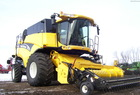 2003 New Holland CX840