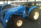 1999 New Holland TC33D