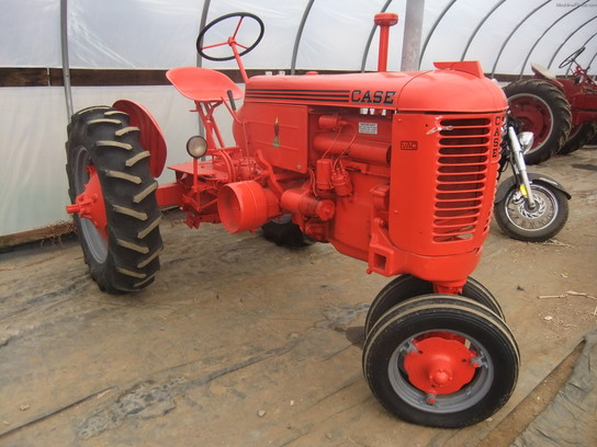 Case Vac Equipment : Case vac tractors utility hp john deere
