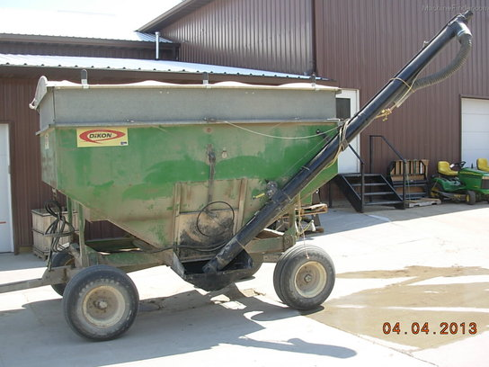Dakon BOX-HINIKER GEAR-BRUSH AUGER