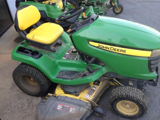 2007 John Deere X320