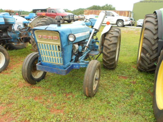 1965 Ford 3000 Tractor : Ford utility tractors john deere machinefinder
