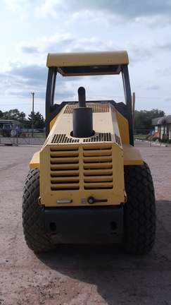 Detail photo of 2007 Bomag BW177 from Construction Equipment Guide