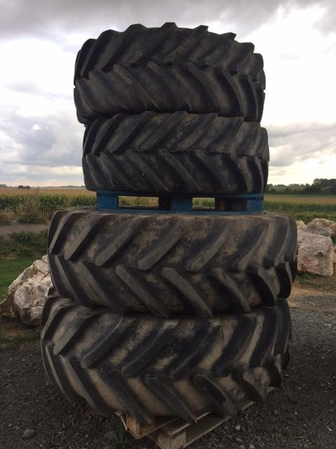 Michelin 540/65R30 ET 620/70R42