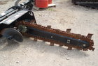 2004 Caterpillar T9B 48 INCH TRENCHER LIKE NEW AVAIL FOR RENT