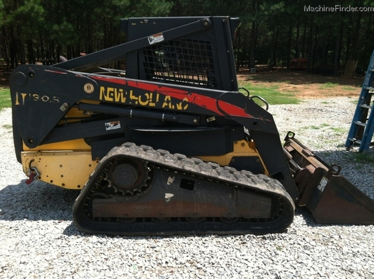 2006 New Holland LT190.B