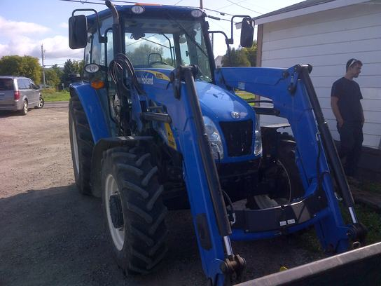 2009 Ford-New Holland T5050