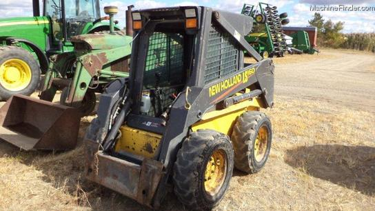 2003 New Holland LS160
