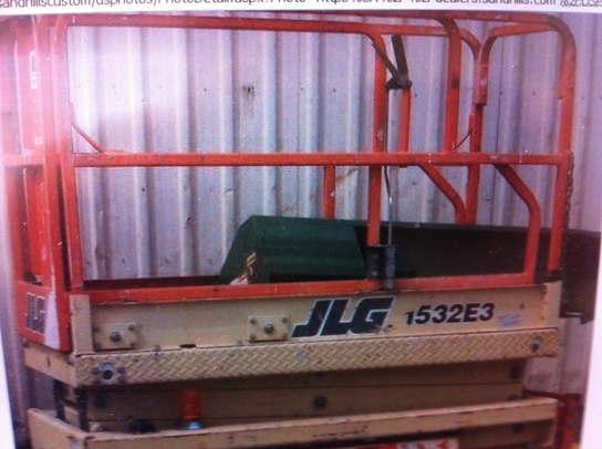 2000 Other JLG 1532E2 SCISSOR LIFT