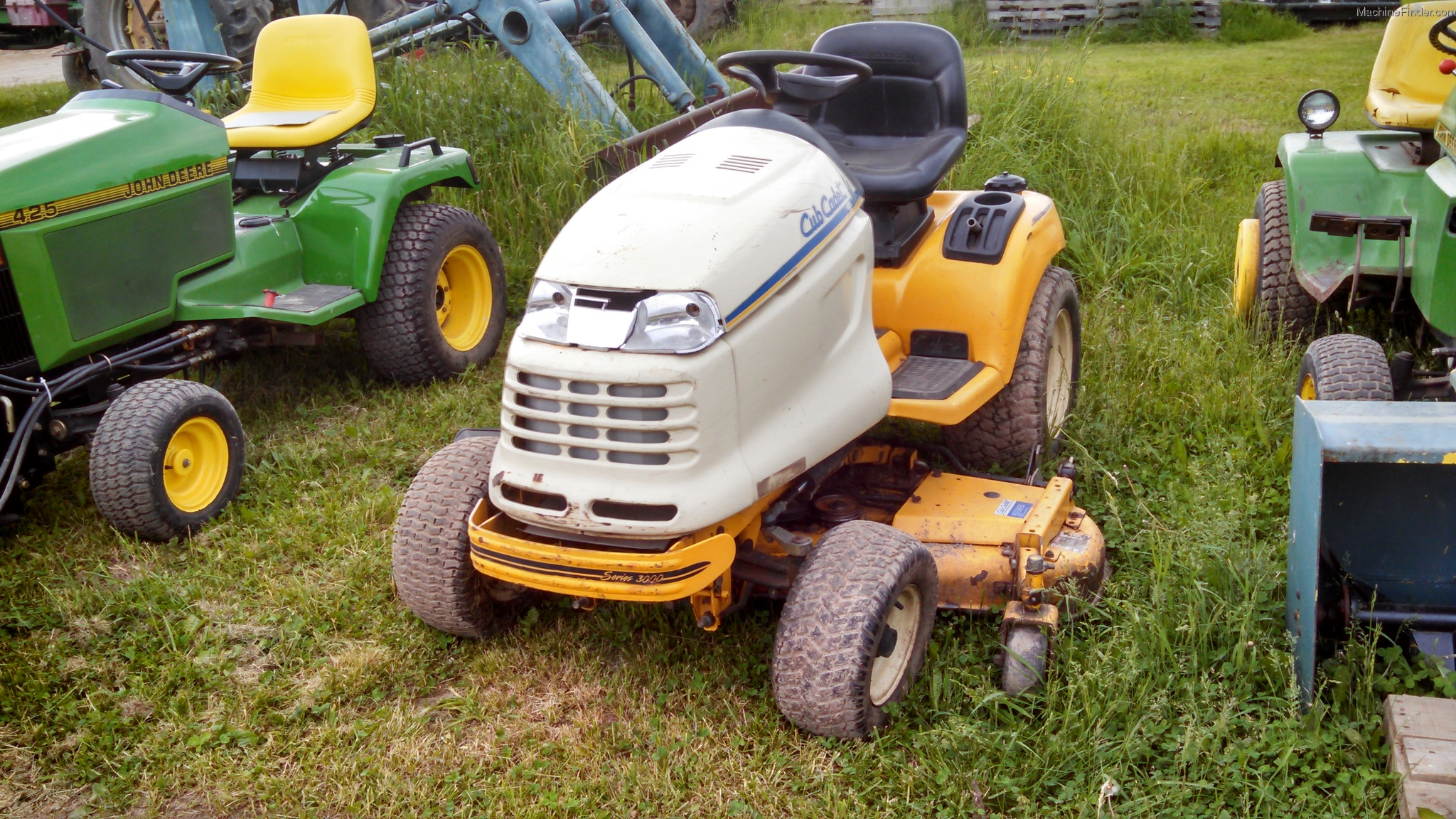 Cub Cadet Lawn Mowers Dealers : Cub cadet hds lawn garden and commercial mowing