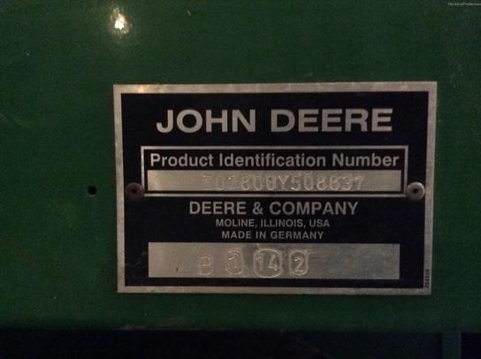 John Deere 7800