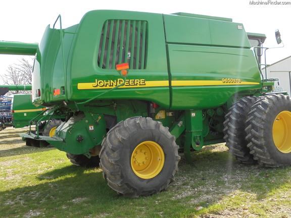 John Deere 9650 STS