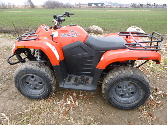 2008 Arctic Cat 366