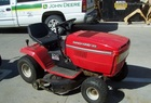 "1992 MTD Ranch King lawn tractor, 12.5hp, 7-speed, 42"" mower"