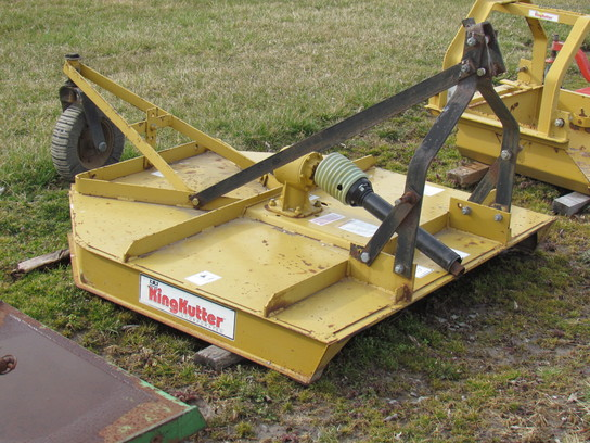 King Kutter L-60-40P-Y Rotary Cutter