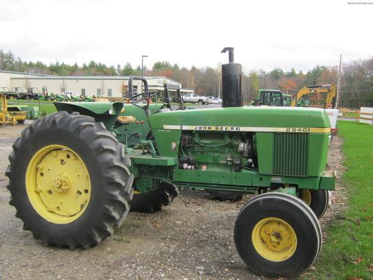 John Deere 2840 Tractors - Utility (40-100hp) - Jo