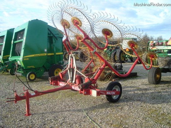 Other Walton 8 Wheel Rake