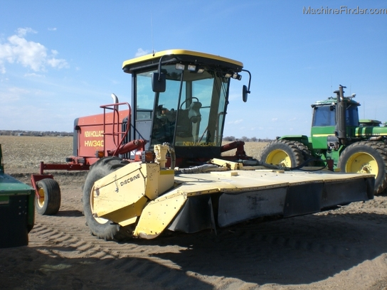 2001 New Holland HW340/2355