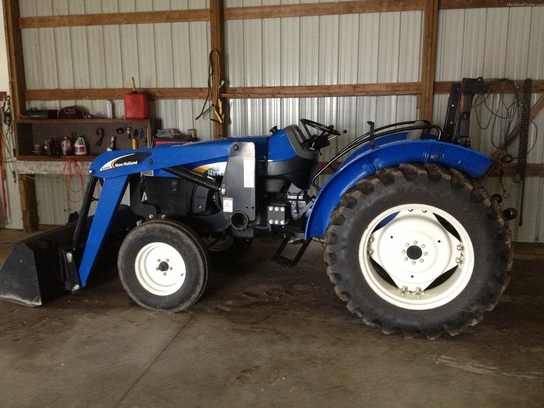 2007 New Holland TT50A