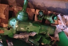 2012 John Deere RE304681 PTO OFF 9460R