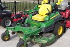 "2008 John Deere Z830A Zero-Turn Mower with Mulch-on-Demand"" 60"" deck"