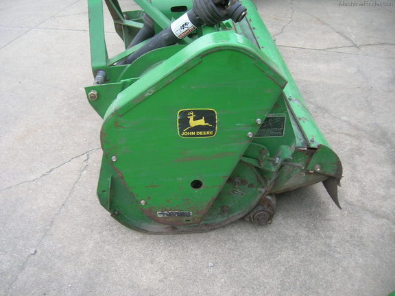 Large Flail Mower