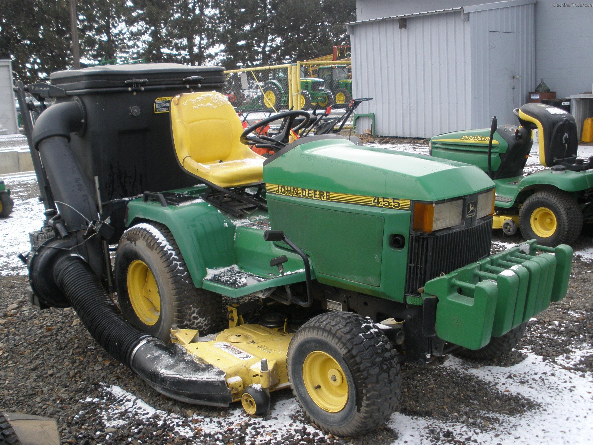 John Deere 455 Mower Parts : John deere lawn tractor parts car interior design