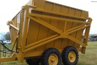 2014 Cameco High Dump Wagon