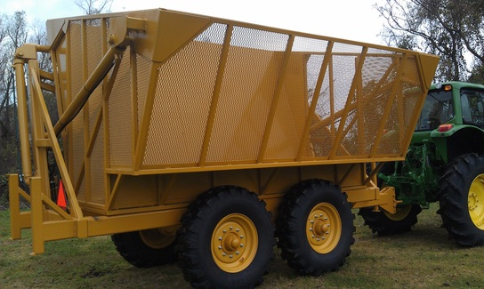 Cameco High Dump Wagon