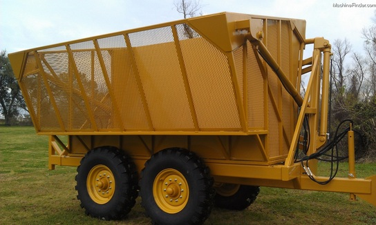 2019 Cameco High Dump Wagon