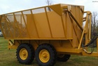 2012 Allied High Dump Wagon