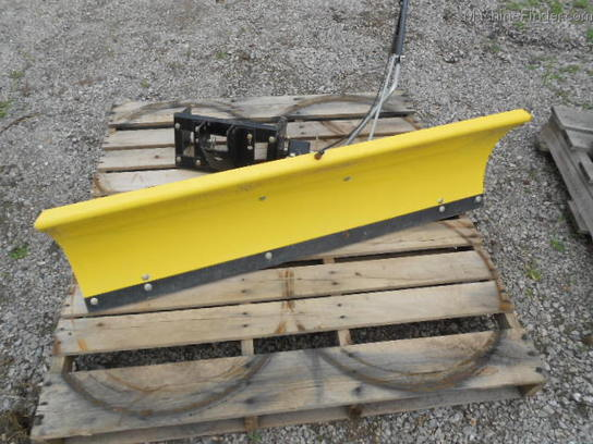 "John Deere 46"" FRONT BLADE FOR A 100 SERIES MOWER"