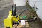 "John Deere 44"" SNOWBLOWER"