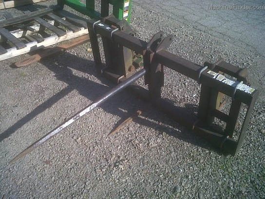 Work Saver Bale Spear