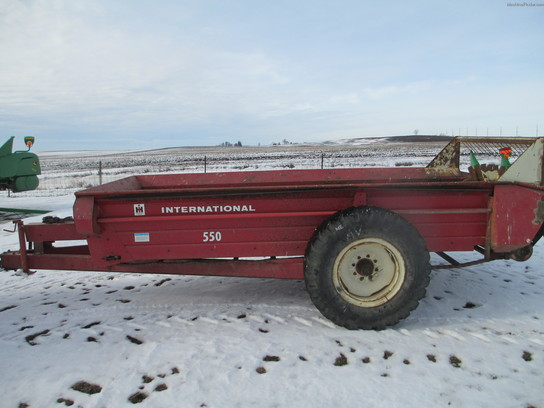 International Harvester 550