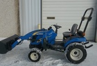 2008 New Holland T1110