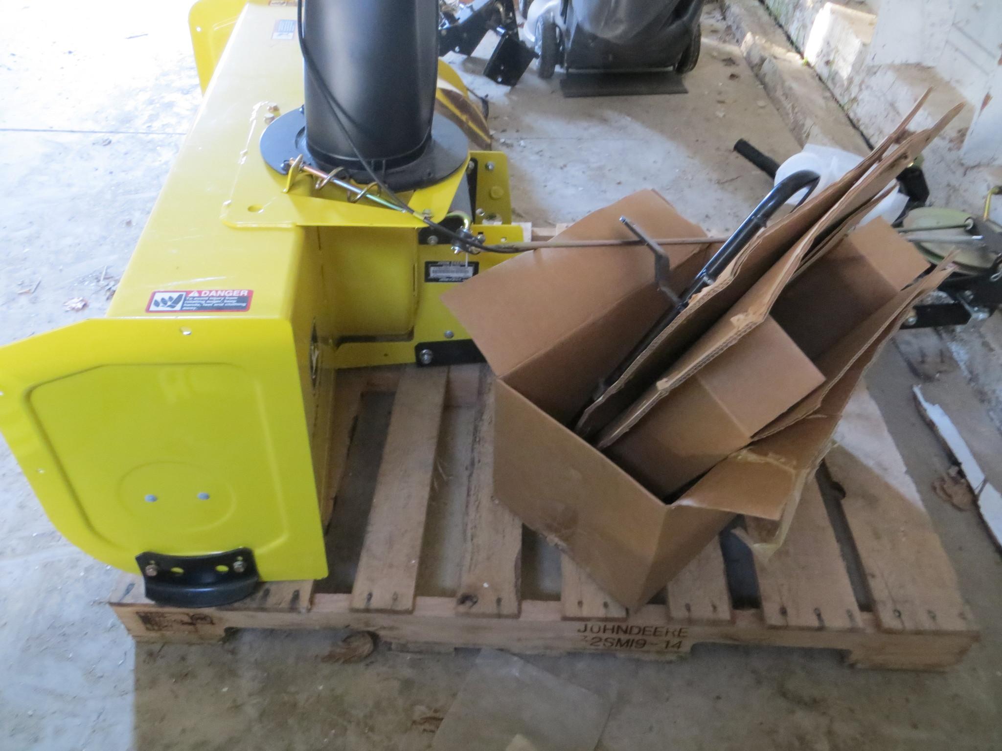 Honda Bloomington Il >> John Deere 44 SNOW BLOWER Attachments for Lawn & Garden Tractors for Sale   [41023]