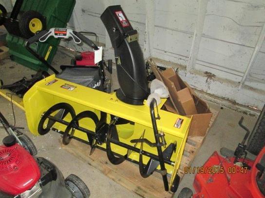 Honda Bloomington Il >> John Deere 44 SNOW BLOWER Attachments for Lawn & Garden Tractors for Sale | [41023]