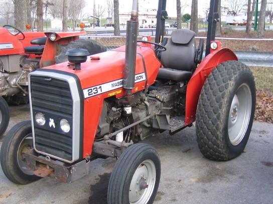 Griffith Tractor Seats : Massey ferguson tractors utility hp john