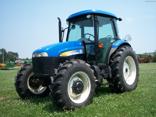 2010 New Holland T5050