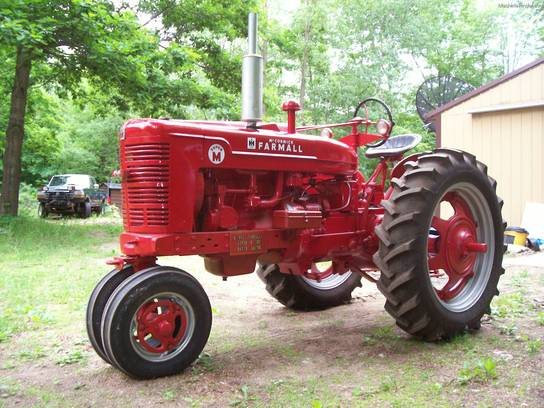 1952 International Harvester Super M
