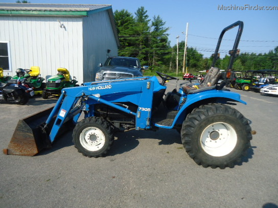 2001 New Holland TC25D