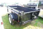 2011 LoadTrail 4X8  FOOT DUMP TRAILER